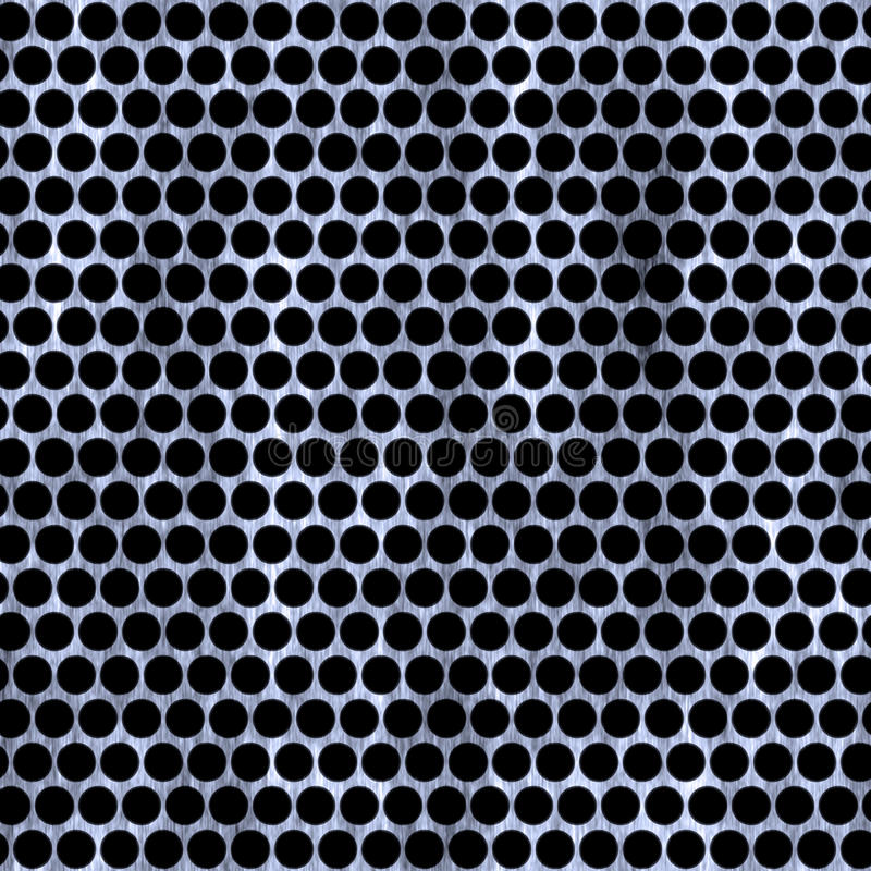 Abstract seamless texture. Abstract blue and gray seamless texture vector illustration