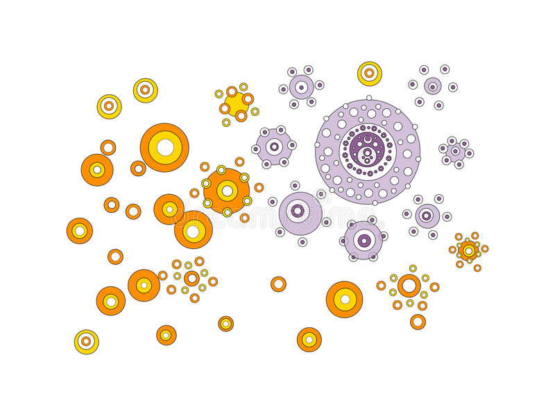 Download Abstract Shape stock illustration. Image of abstract, background - 2900033