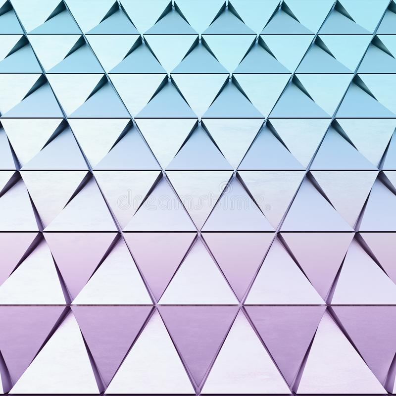 Abstract background of polygonal shape stock images