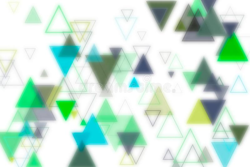 Abstract shape, for web page, wallpaper or graphic design. Pattern, bubble, painting, white & template. stock illustration