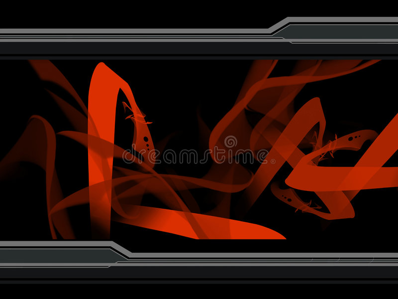 Download Abstract shapes background stock illustration. Image of modern - 2549086