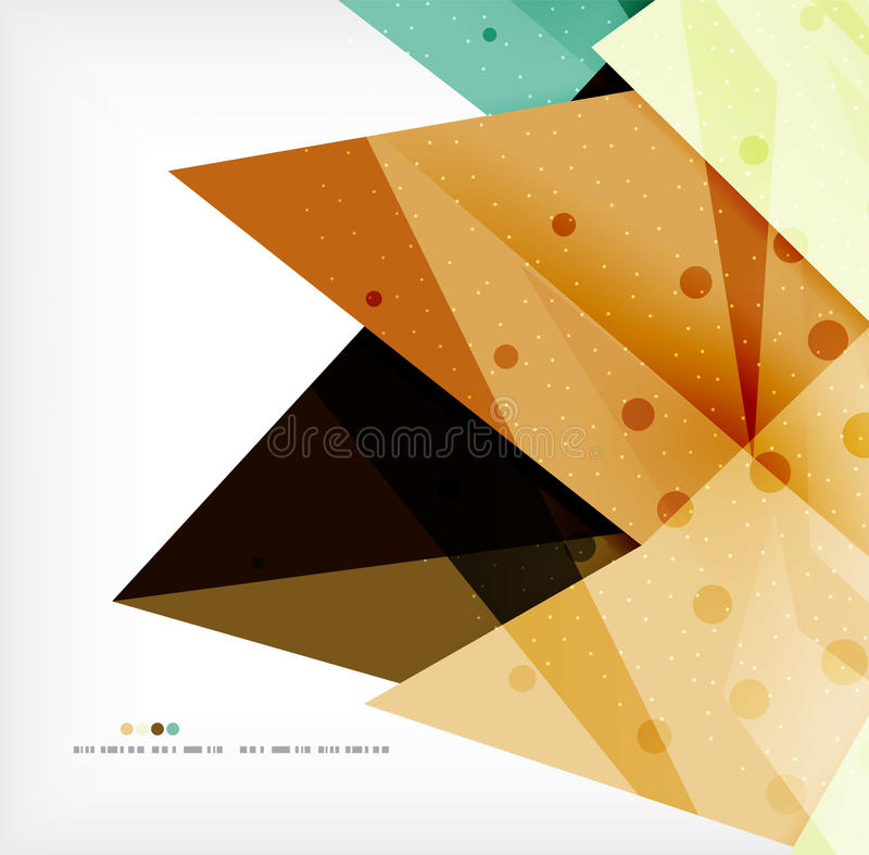 Download Abstract Sharp Angles Background Stock Vector - Illustration: 42328489