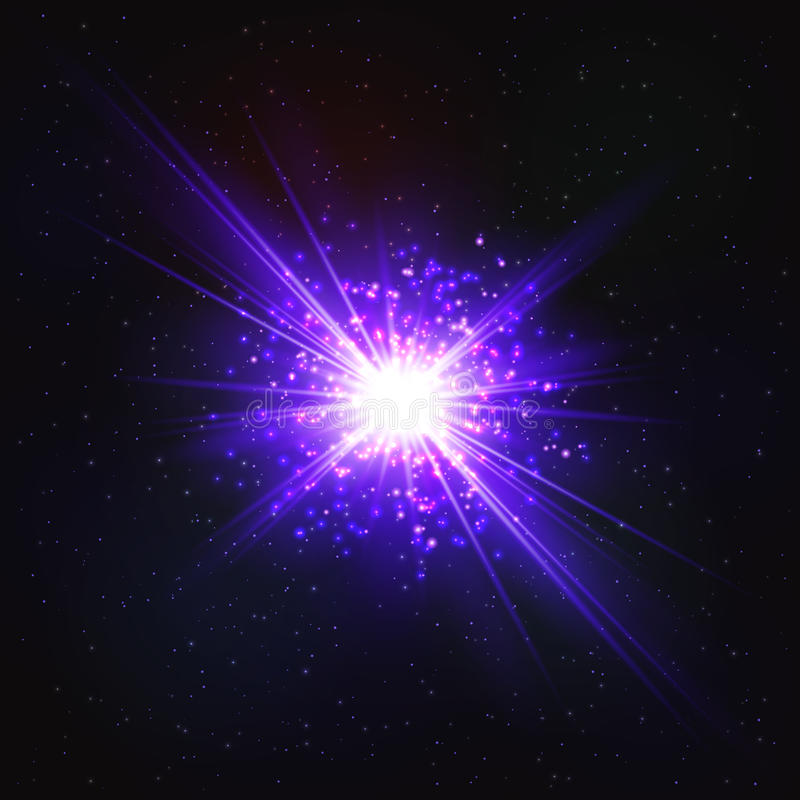 Image result for cosmic flash of light