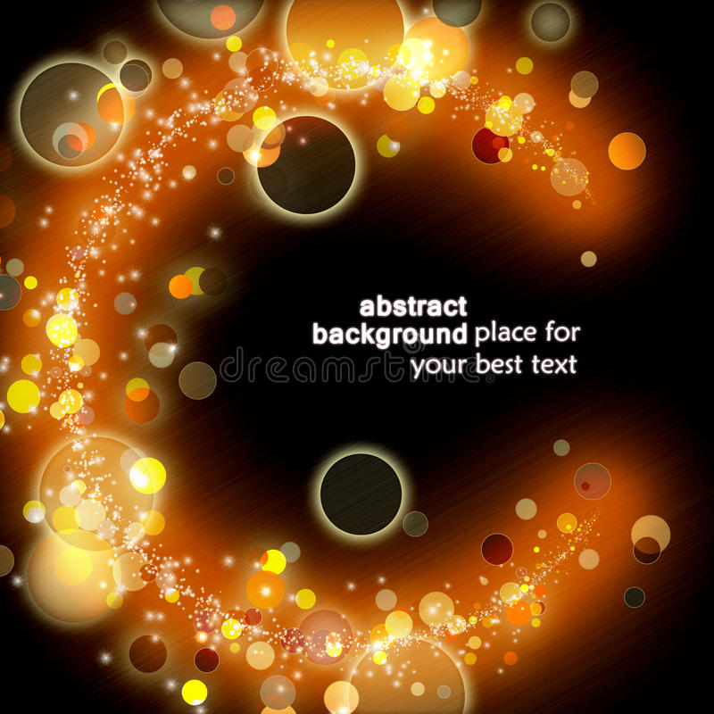 Download Abstract shine background stock illustration. Image of circle - 23905411