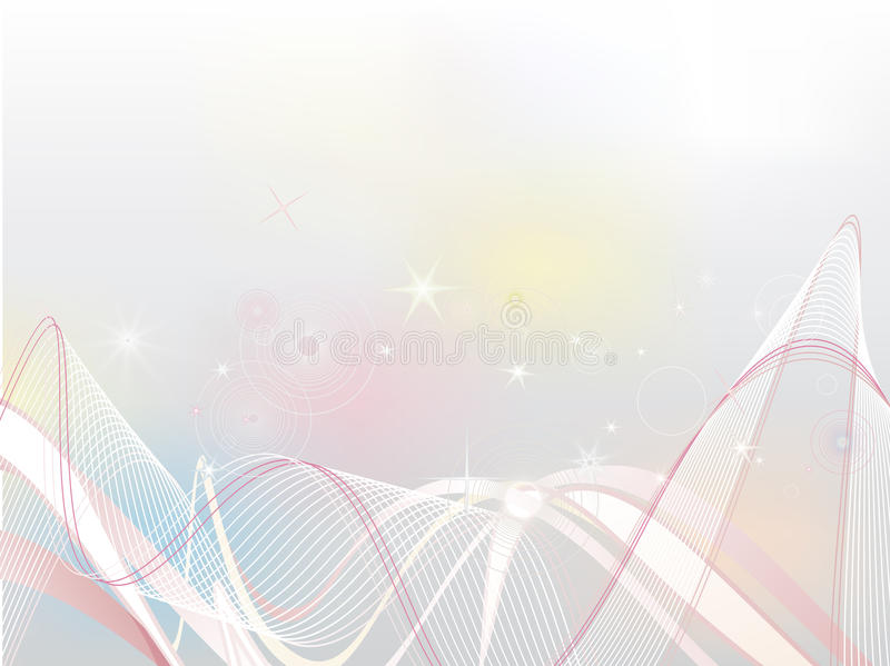 Download Abstract shine background stock illustration. Image of graphic - 25055643