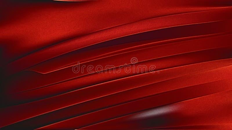 Abstract Shiny Cool Red Metallic Background Beautiful elegant Illustration graphic art design Background. Image vector illustration