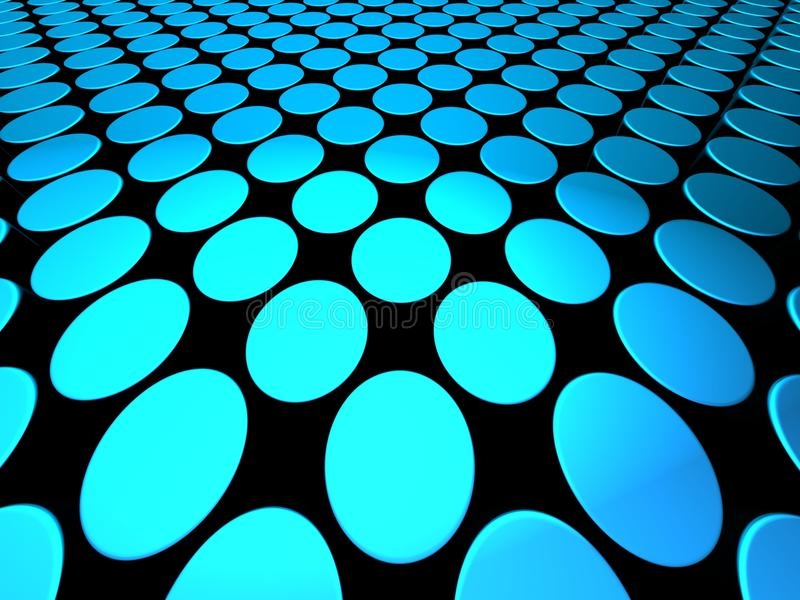 Download Abstract Shiny Dynamic Dotted Pattern Background Stock Illustration - Image: 14569617