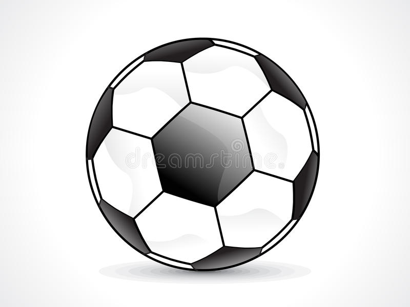Download Abstract Shiny Football Design Stock Vector - Image: 20365298