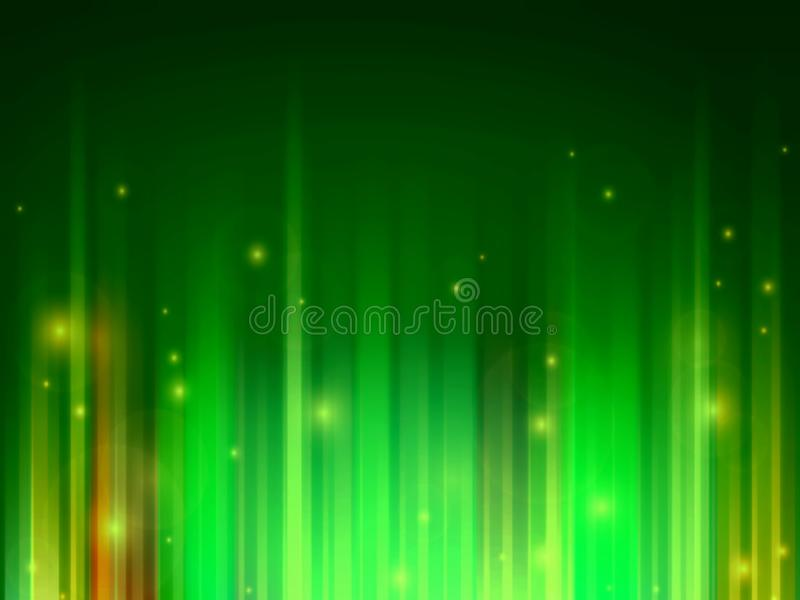 Abstract shiny green blurred background. design style. Abstract shiny green blurred background design style wallpaper glowing concept nature effect star colors stock photo