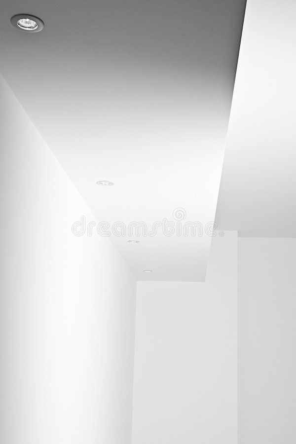 Abstract Shot Showing Architectural Details royalty free stock photography
