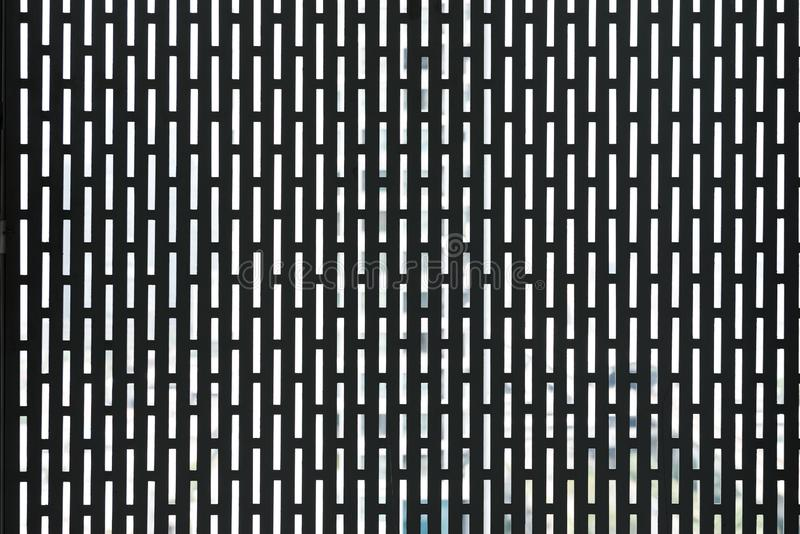 Silhouette steel grid architecture - texture design for background royalty free stock photos