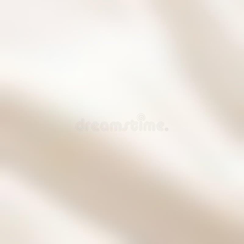 Abstract silk texture - winter background. Silk velvet satin wedding white ivory royalty free illustration