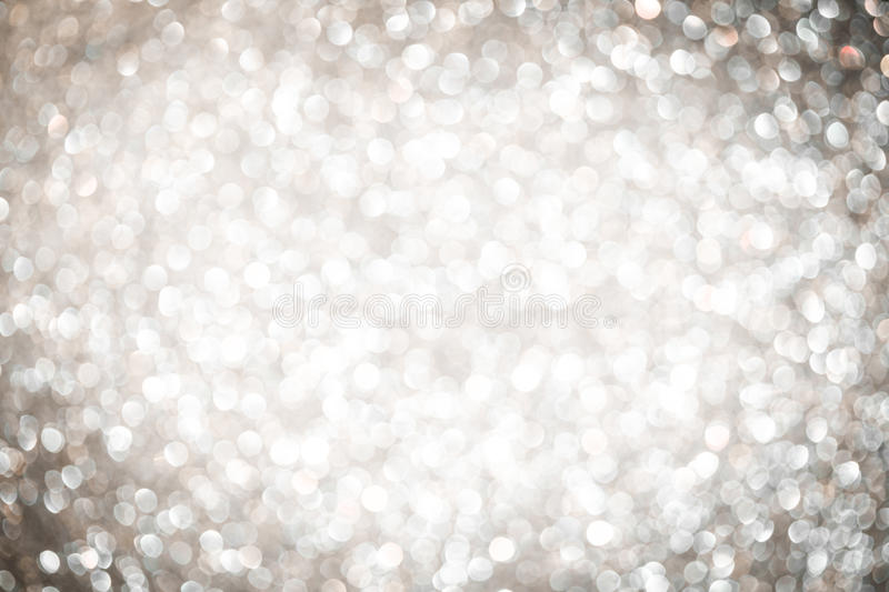Abstract silver Christmas background royalty free stock image