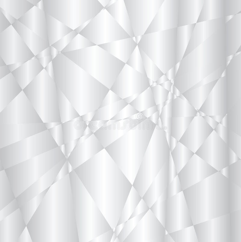 Abstract silver color Vector Background stock image