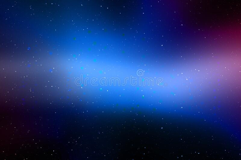 Abstract Sky Background White Stars Galaxy like Look. Wallpaper poster banner presentation scientific royalty free illustration
