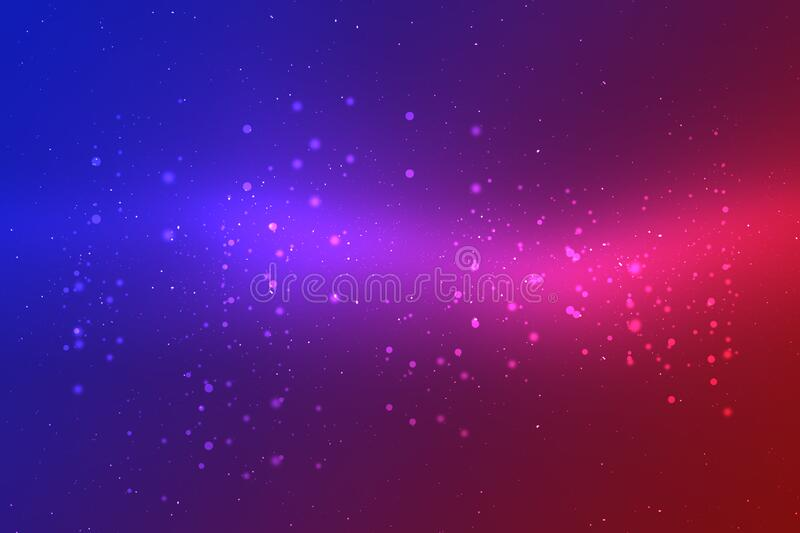Abstract Sky Background White Stars Galaxy like Look. Wallpaper poster banner presentation scientific stock illustration