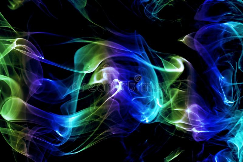 Abstract smoke background royalty free stock images