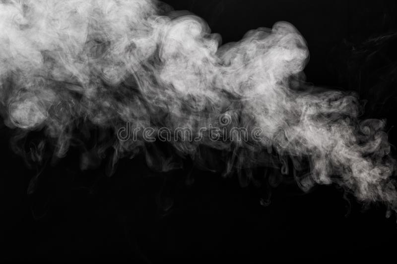 Abstract smoke or fog background.  royalty free stock image