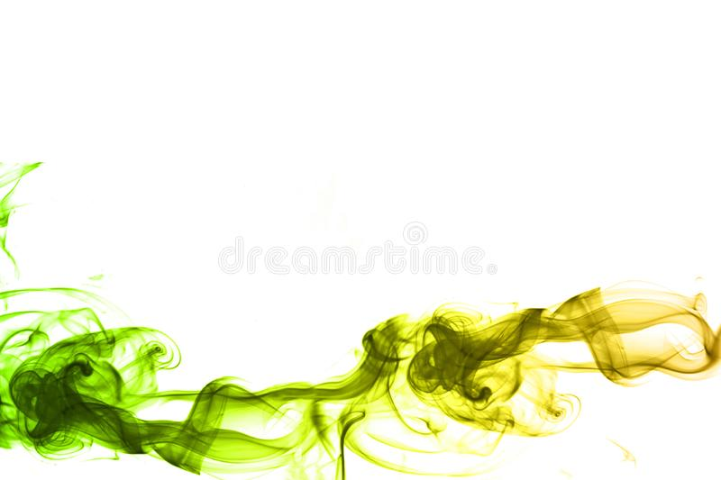 Abstract smoke graphic royalty free stock images