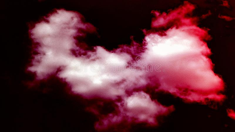 Abstract smoky clouds  multi color mixture effects Background. Many uses for advertising, book page, paintings, printing, mobile wallpaper, mobile backgrounds royalty free illustration