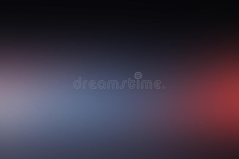 Abstract Smooth colorful textured background gradient, special blur effect for wallpaper, poster, frame, backdrop, design. royalty free stock photography