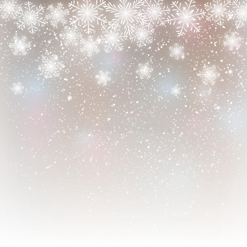 Free Abstract Snowflake Background Stock Photography - 46795552