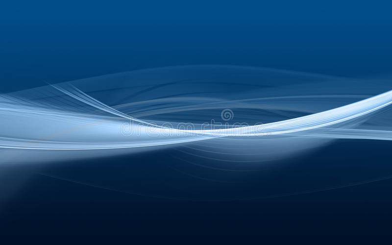 Abstract Soft Blue stock photography