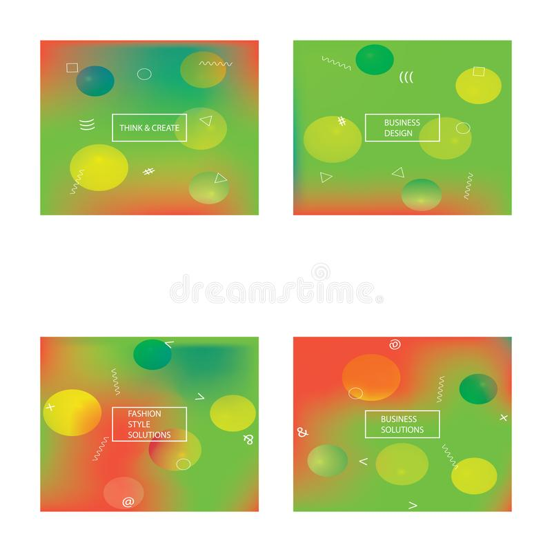 Abstract soft color background stock photos