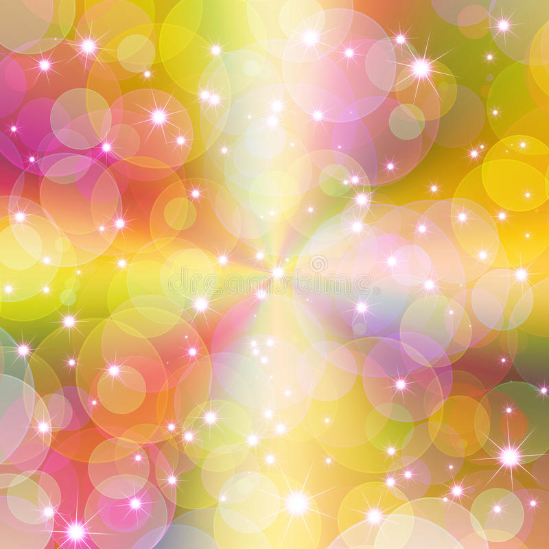 Download Abstract Sparkle Colorful Background Stock Illustration - Image: 11514232