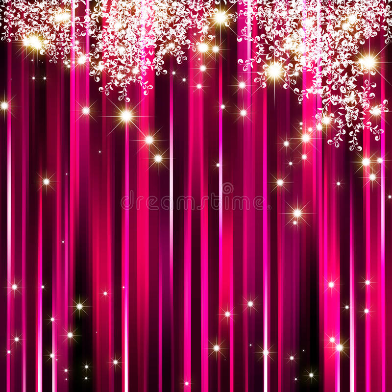 Free Abstract Sparkle Pink Background Stock Photography - 11514162