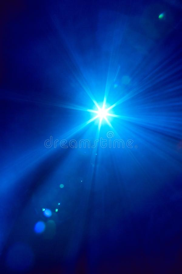Abstract sparkler background stock image