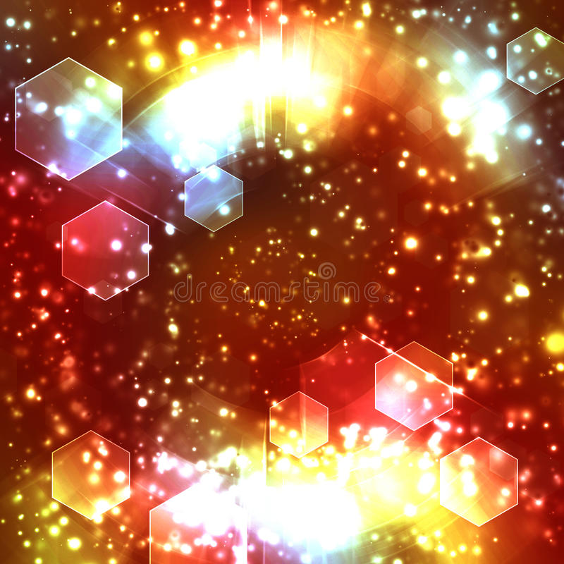 Download Abstract Sparkling Festive Background Stock Image - Image: 19138011