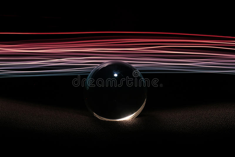 Abstract Sphere Light III royalty free stock image