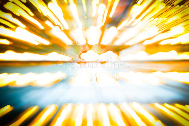 Abstract sporting background image ethereal converging pattern royalty free stock photo