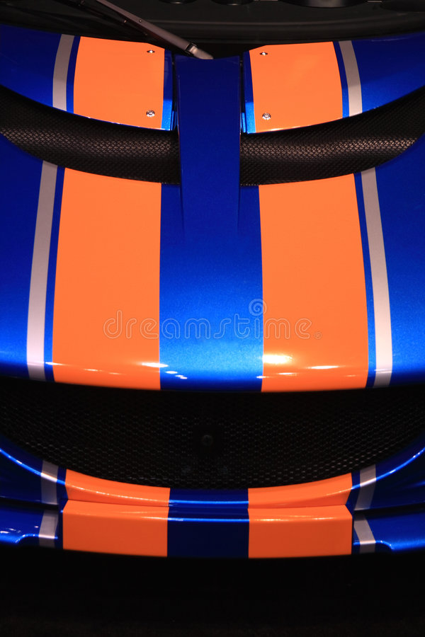 Abstract Sports Car stock images