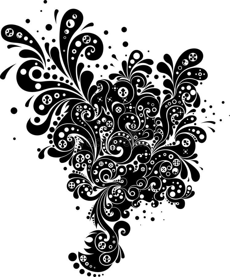 Free Abstract Spray Stock Photography - 5159692