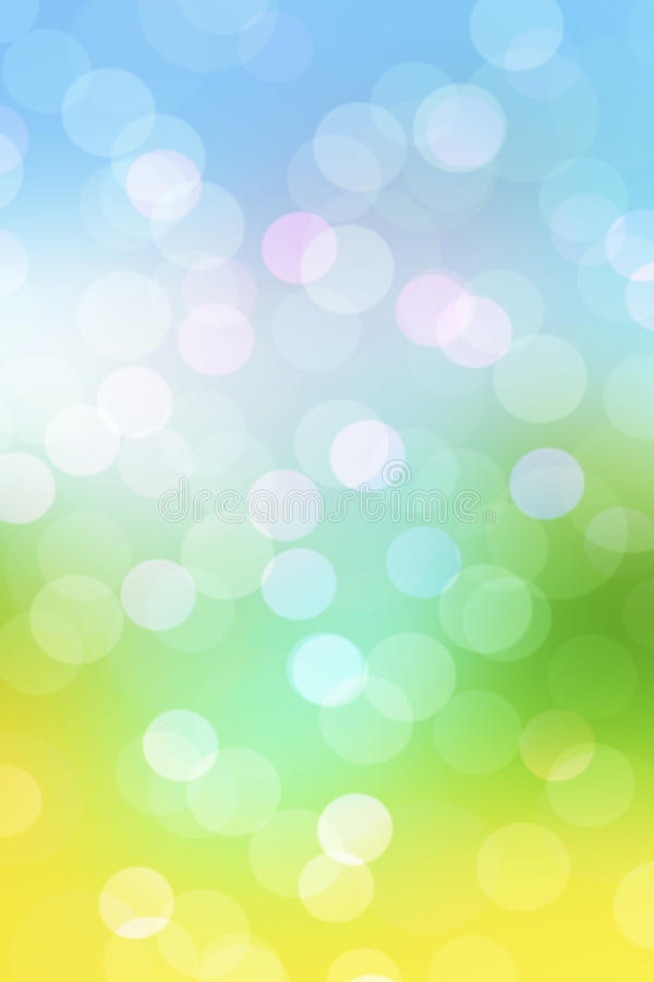 Download Abstract Spring Background With Blur Lights Royalty Free Stock Image - Image: 19167806