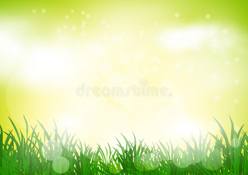 Download Abstract spring background stock vector. Illustration of nature - 39514483