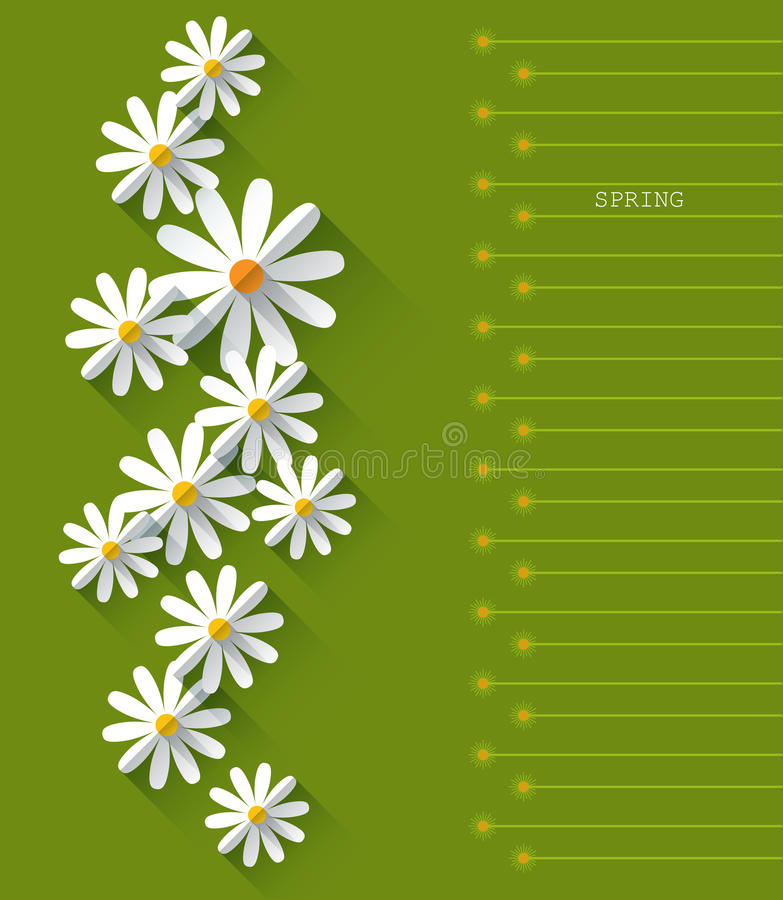 Abstract spring background with paper flowers stock vector download abstract spring background with paper flowers stock vector illustration of concept page mightylinksfo