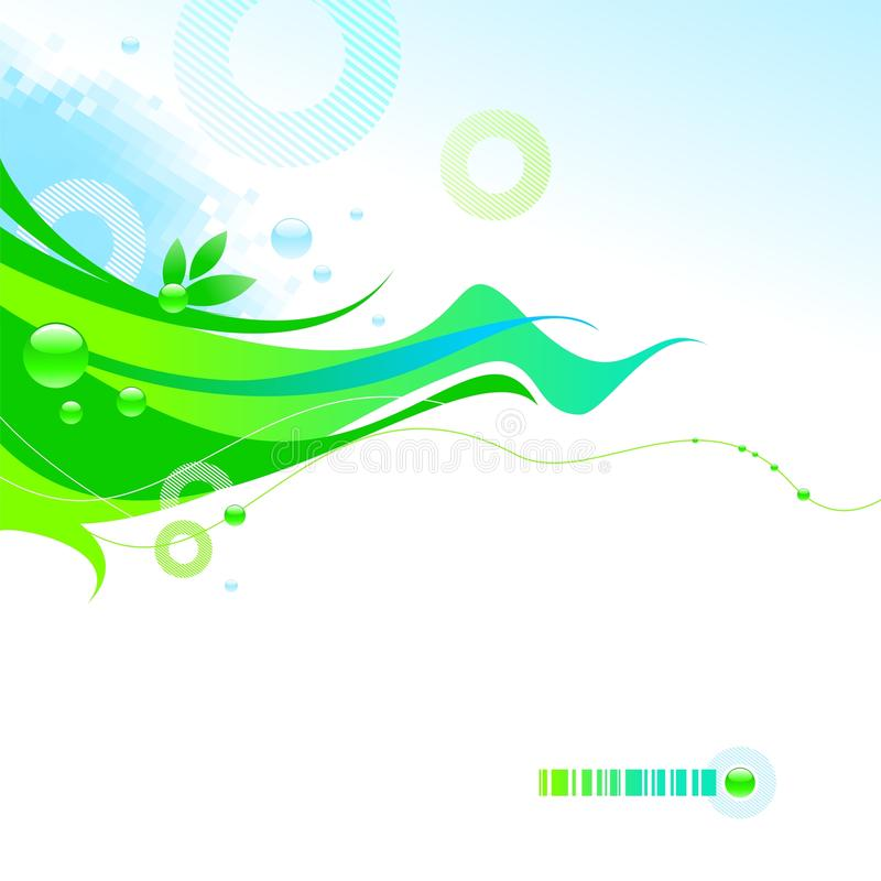 Free Abstract Spring Design Royalty Free Stock Photo - 12887655