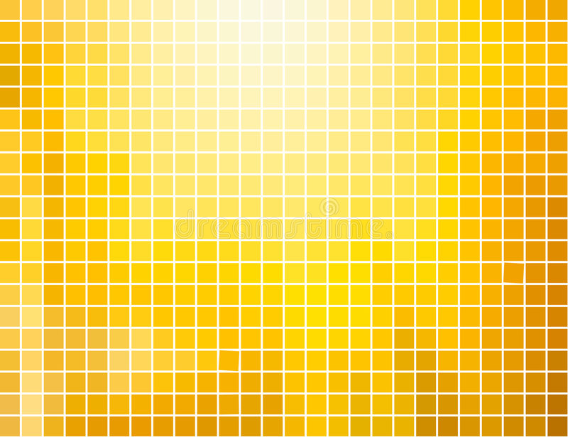 Abstract square mosaic background royalty free illustration