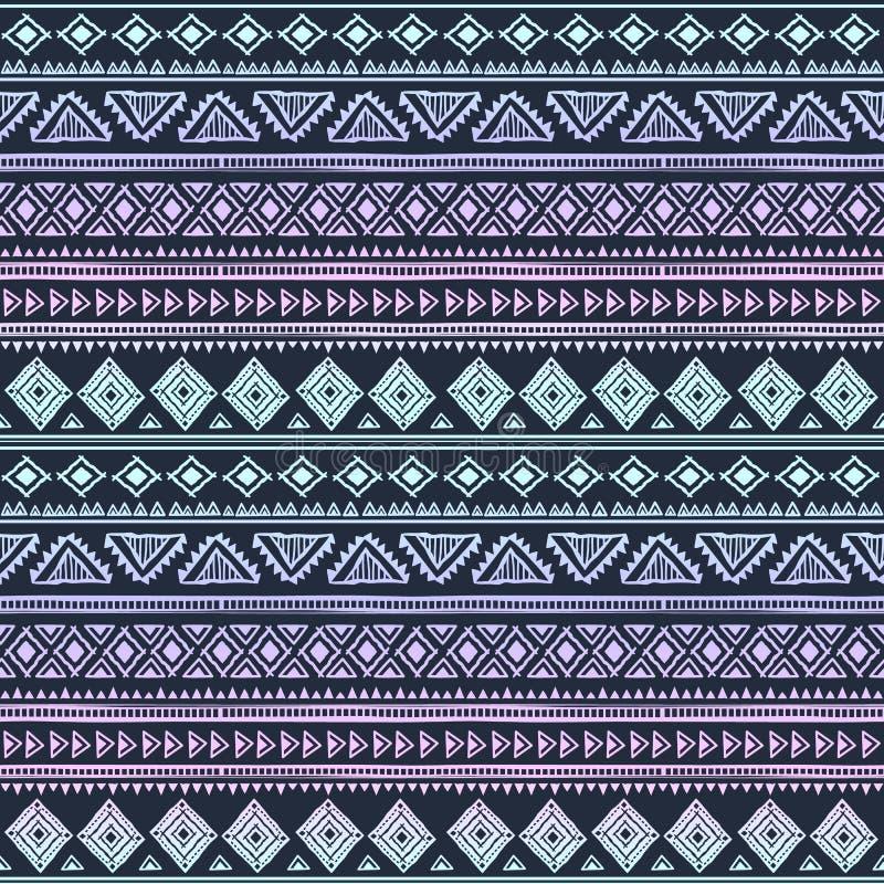 Abstract Stammenpatroon Royalty-vrije Stock Afbeelding