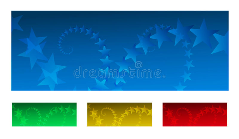 Download Abstract star background stock vector. Image of template - 14695033