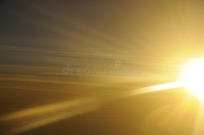 Abstract star burst. Abstract orange color star burst for abstract concepts or backgrounds royalty free stock photo
