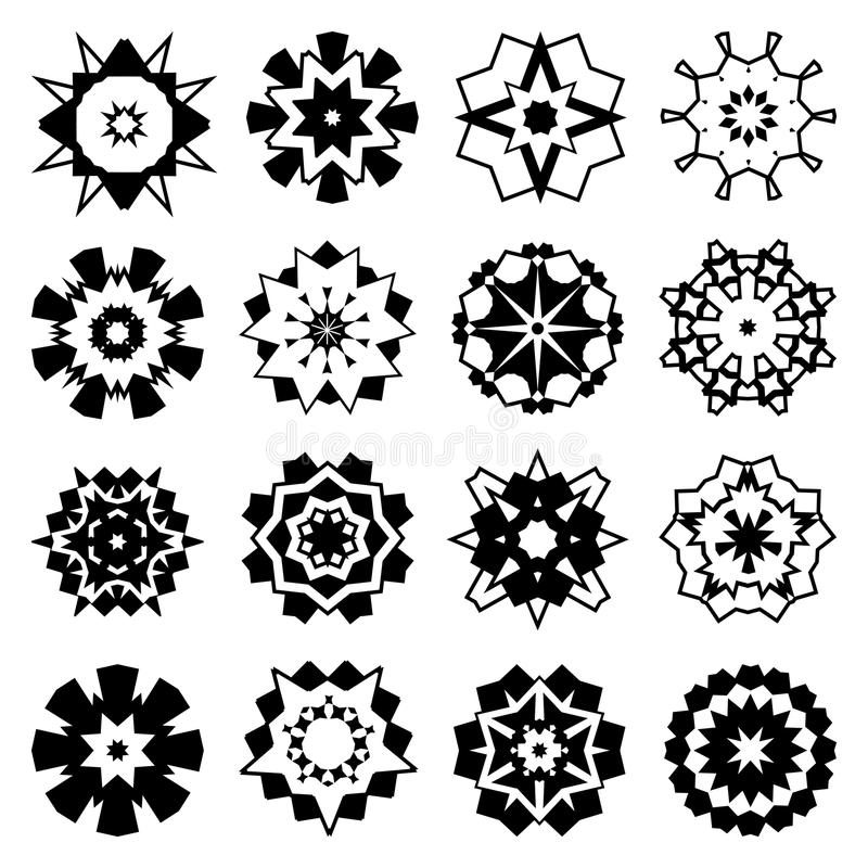 Download Abstract star symbol stock vector. Illustration of design - 83700899