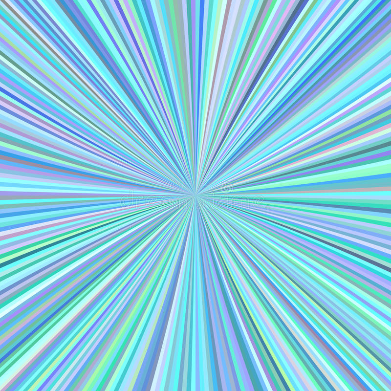 Abstract starburst background from radial stripes stock photos