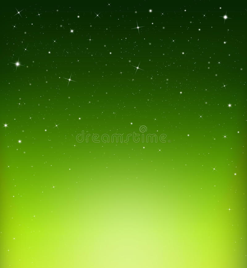 Abstract starry background royalty free stock photos