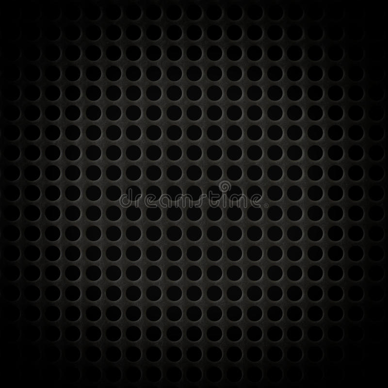 Free Abstract Steel Or Metal Textured Pattern With Round Cells Stock Photo - 59153520