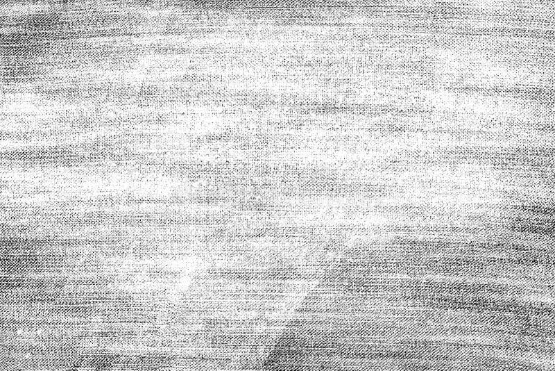 Abstract stofdeeltje en de textuur van de stofkorrel op witte achtergrond vector illustratie