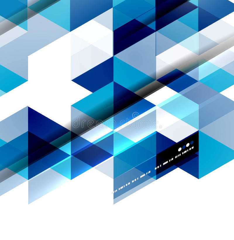 Abstract straight lines background royalty free illustration